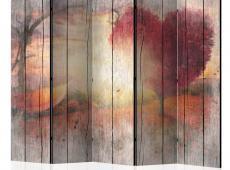 Paraván - Autumnal Love II [Room Dividers]